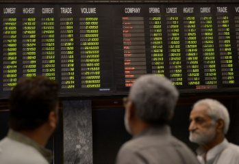 PAKISTAN-ECONOMY-STOCKS