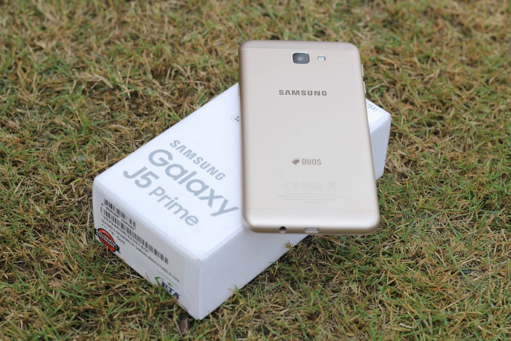 Samsung Galaxy J5 Prime Review