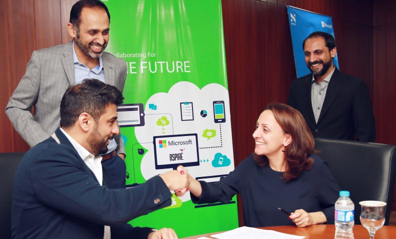 NETSOL and Microsoft collaborate to foster entrepreneurship in Pakistan