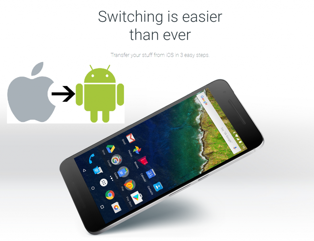 Google Drive makes switching from iOS to Android easier in ...