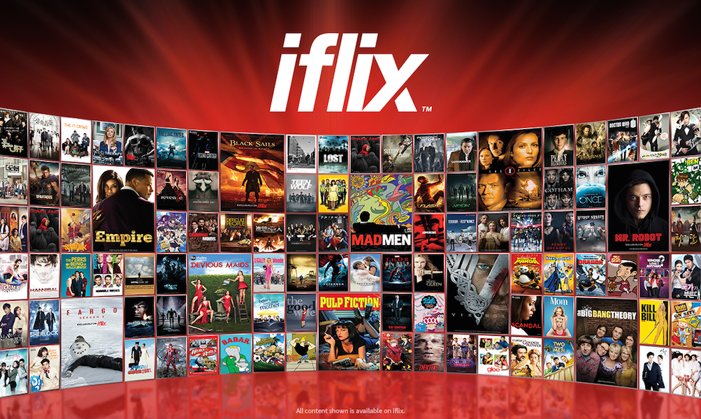 iFlix is now available in Pakistan for PKR 300 per month