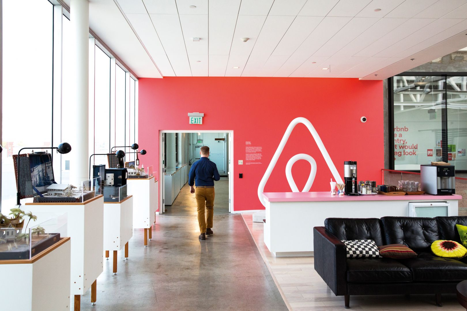 s immigration ban airbnb offers free residence to