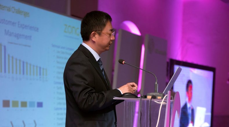 Zong CEO
