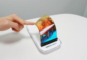 Samsung OLED Foldable