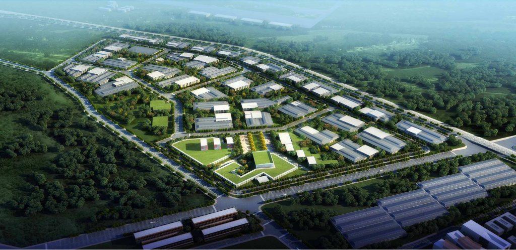 special economic zones SEZ industrial