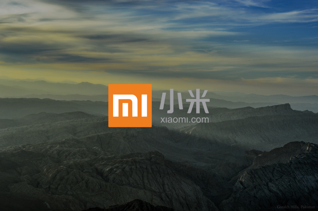 Xiaomi mi vector logo
