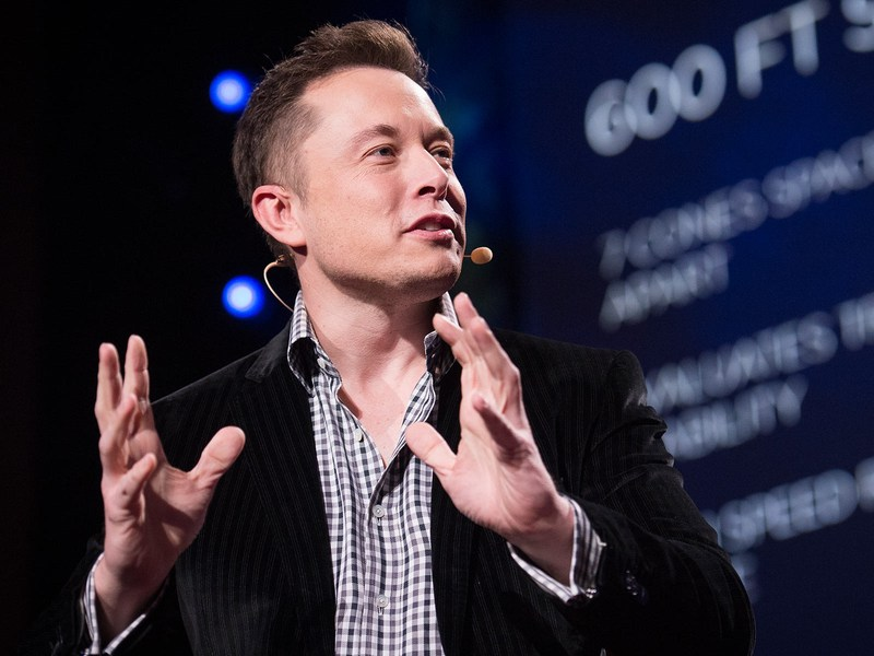 Elon Musk claims Mars colony dreams critical to avoid 'Doomsday' event