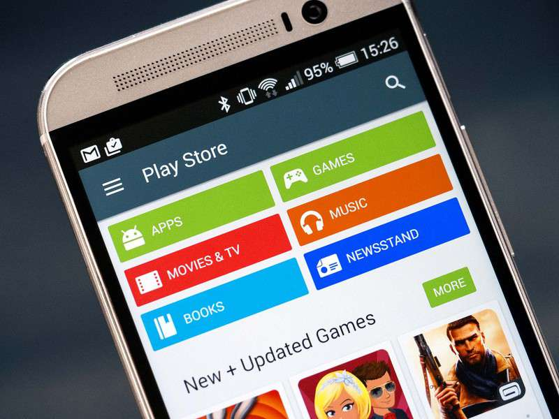 apps kwenye google play store android