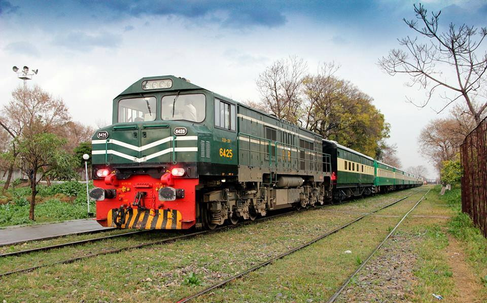Image result for pakistan railway