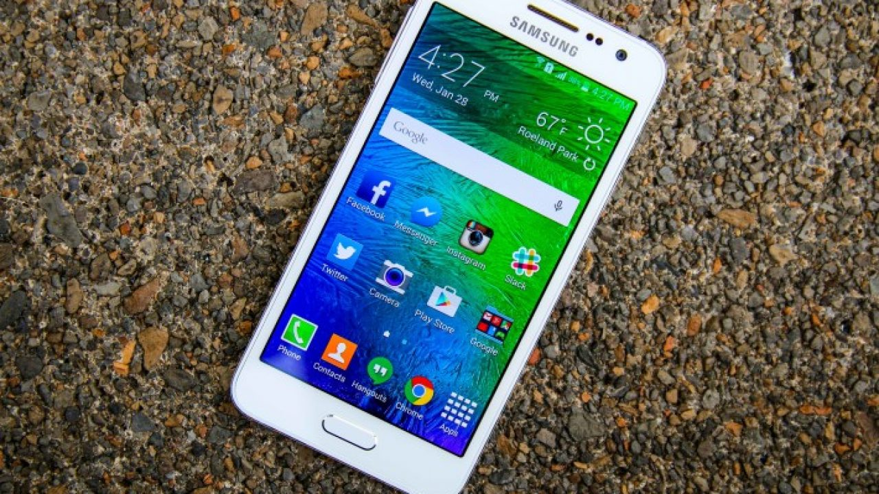 How to root your Samsung Galaxy A3