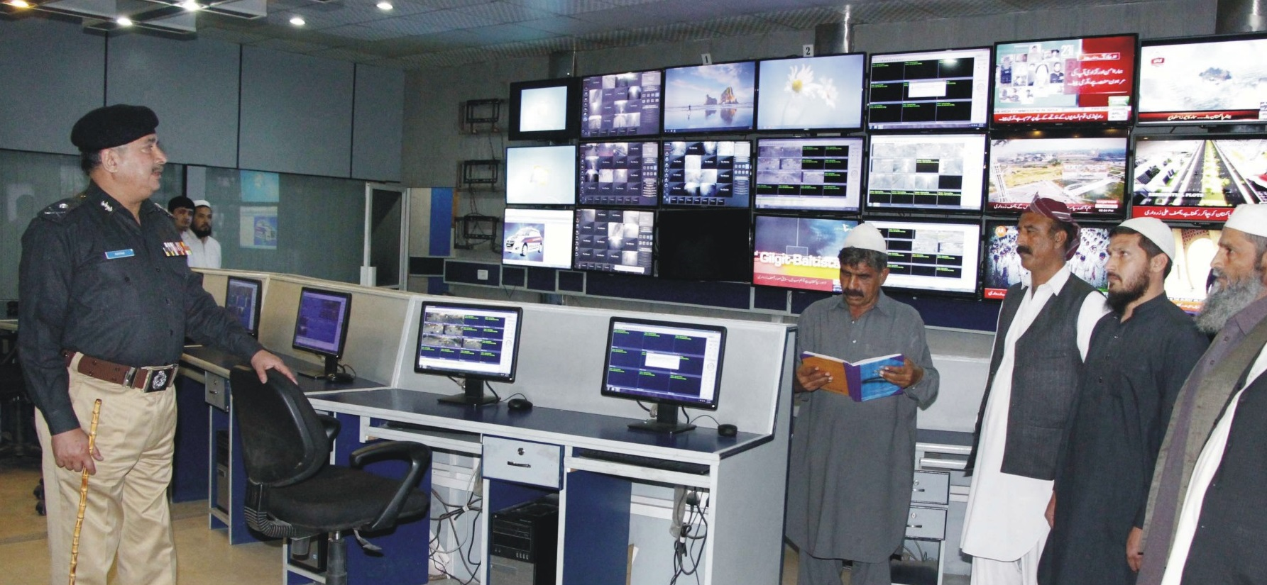 KPK Photo: KPK Police To Go Digital