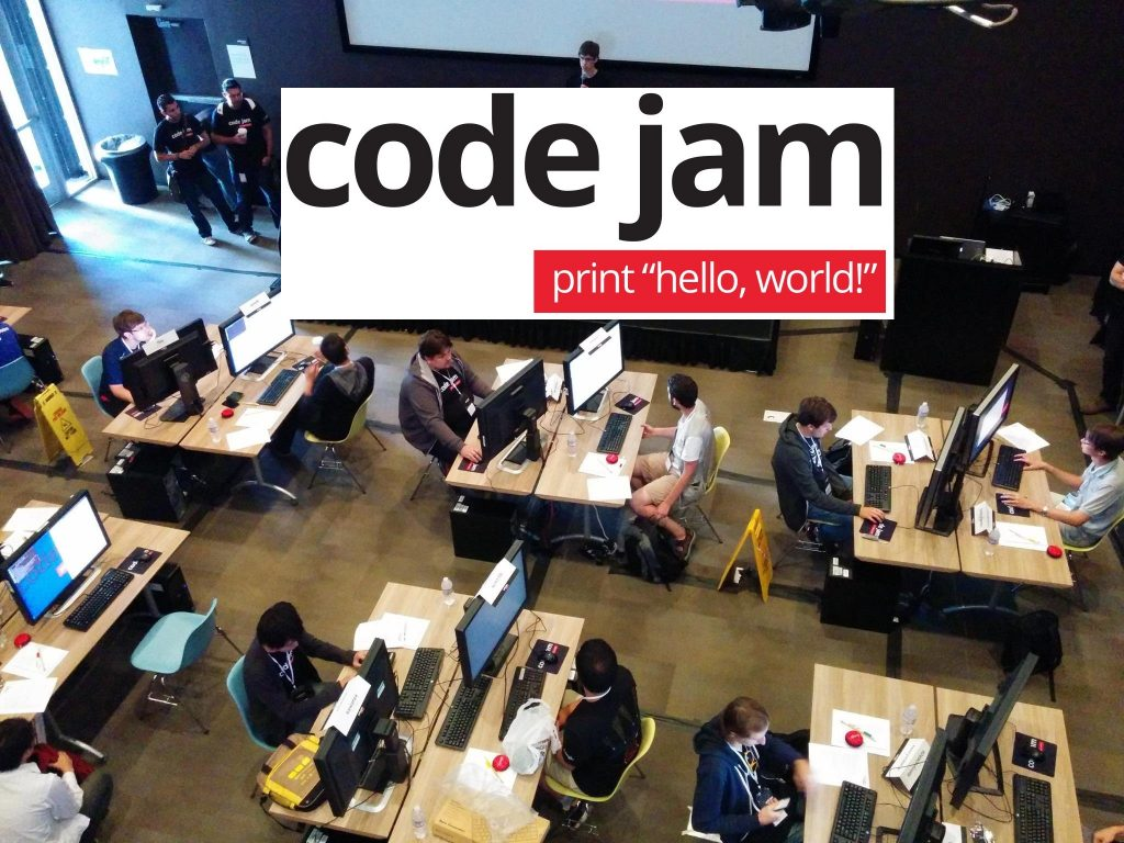 google code jam how to prepare