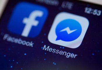 facebook messenger mobile icons