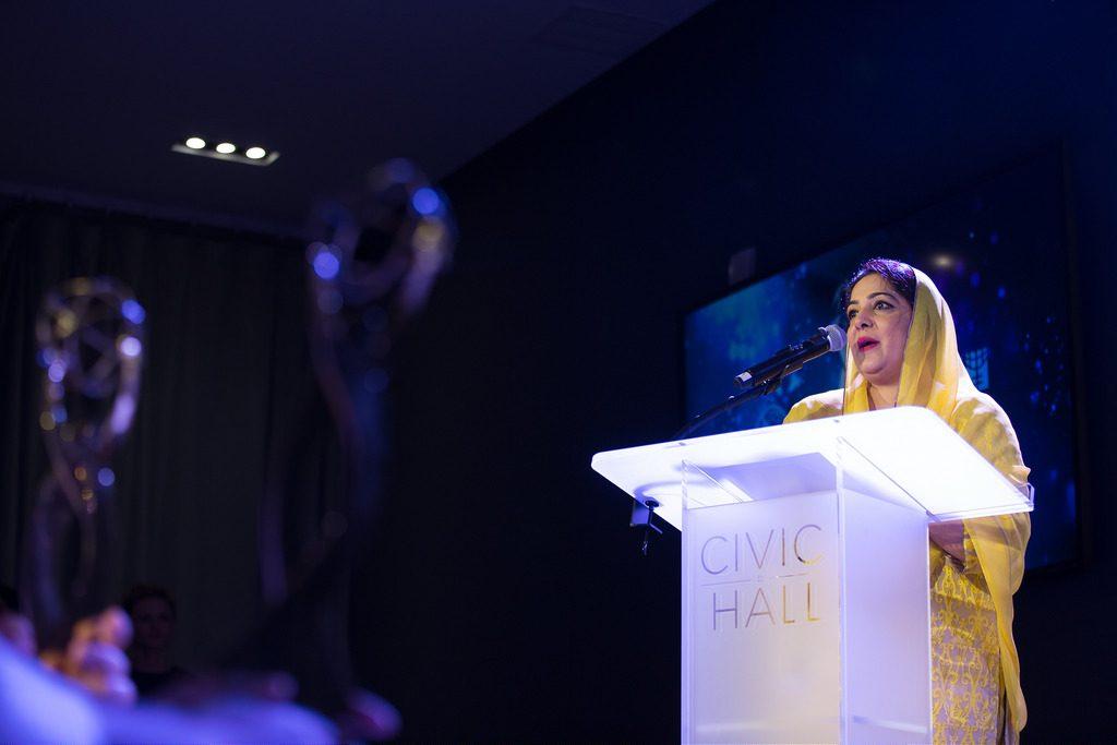 IT Minister, Anusha Rehman