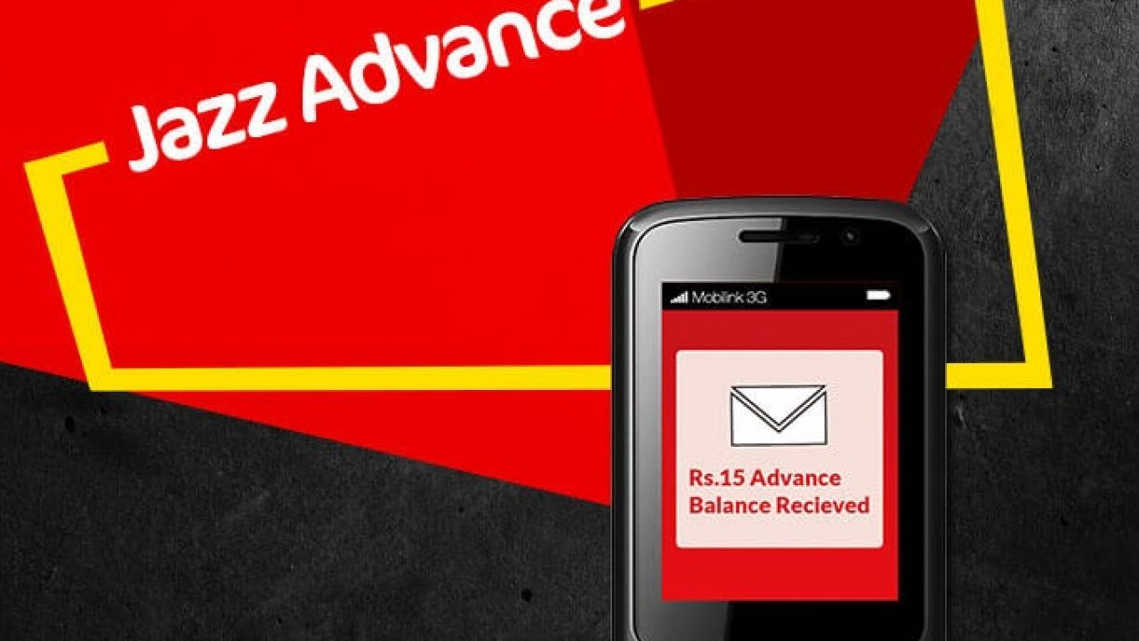 Jazz Advance Balance Code 2019 – TechJuice