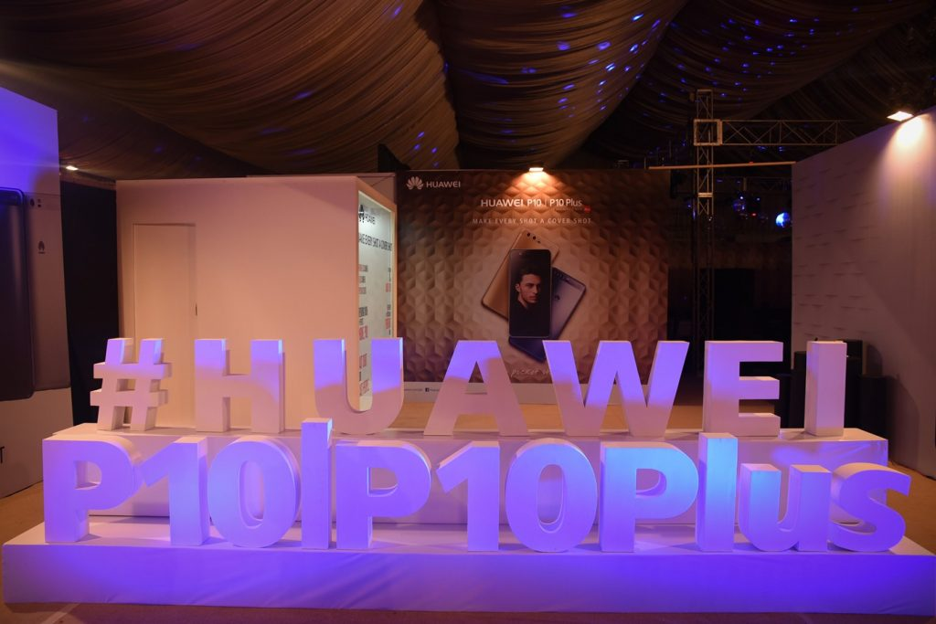 Huawei P10 and P10 Plus launch event held in Karachi