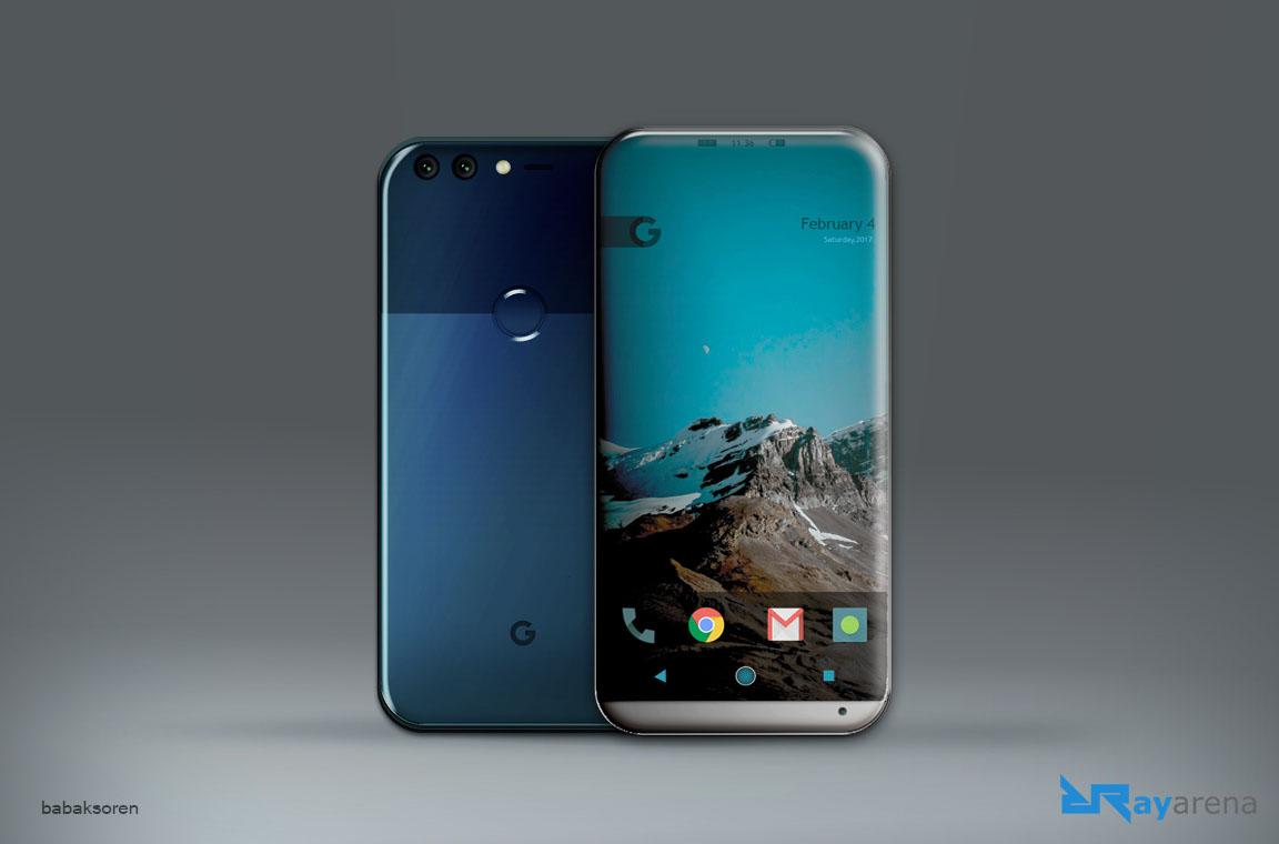 Google Pixel 2 images leaked
