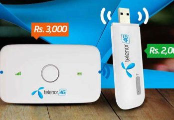 Telenor_3G/4G Device Packages