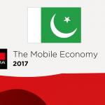gsma mobile economy report 2017 pakistan TJ