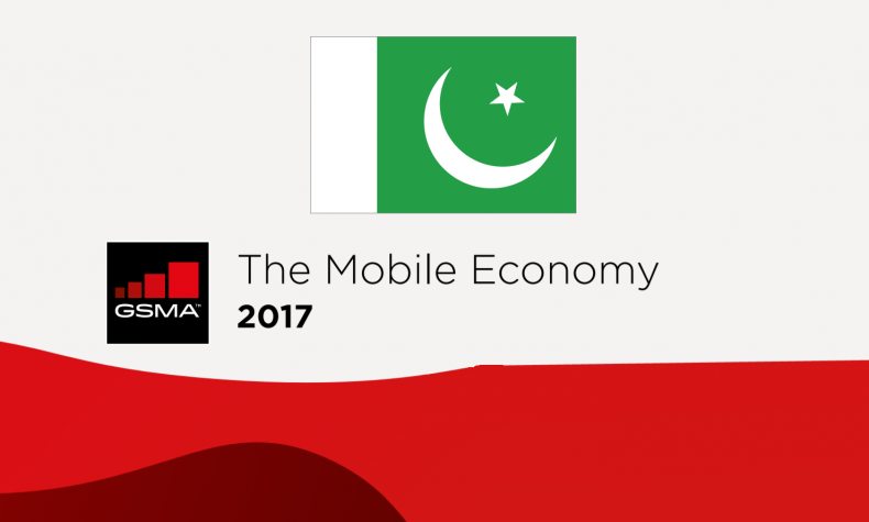 gsma mobile economy report 2017 pakistan TJ