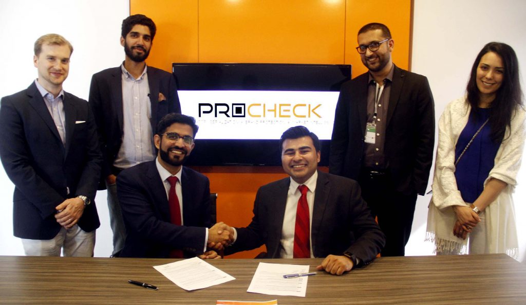 procheck investment sarmayacar