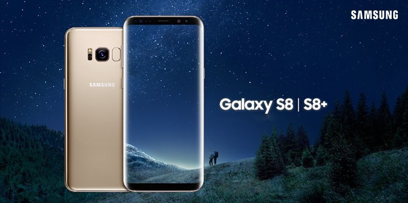 Preorder For Samsung Galaxy S8 And S8 Plus Starts In