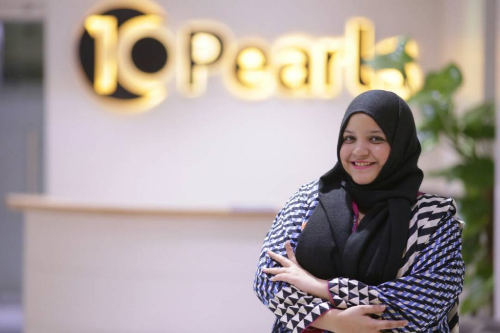 In conversation with Sana Hussain, Senior HR Manager at 10Pearls