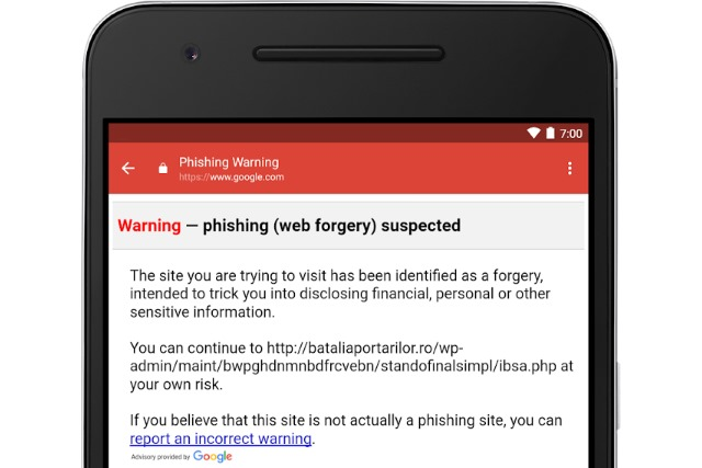 Copy-Scam Alert: Google Docs phishing emails
