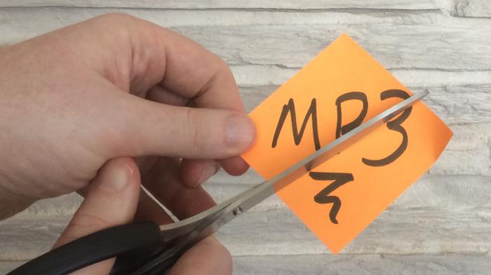 Mp3 is dead