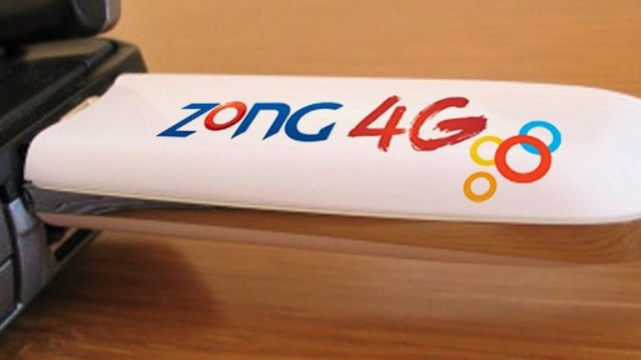 Zong 3G/4G Internet Device Packages: Dongles, Wingles & MiFi 2019
