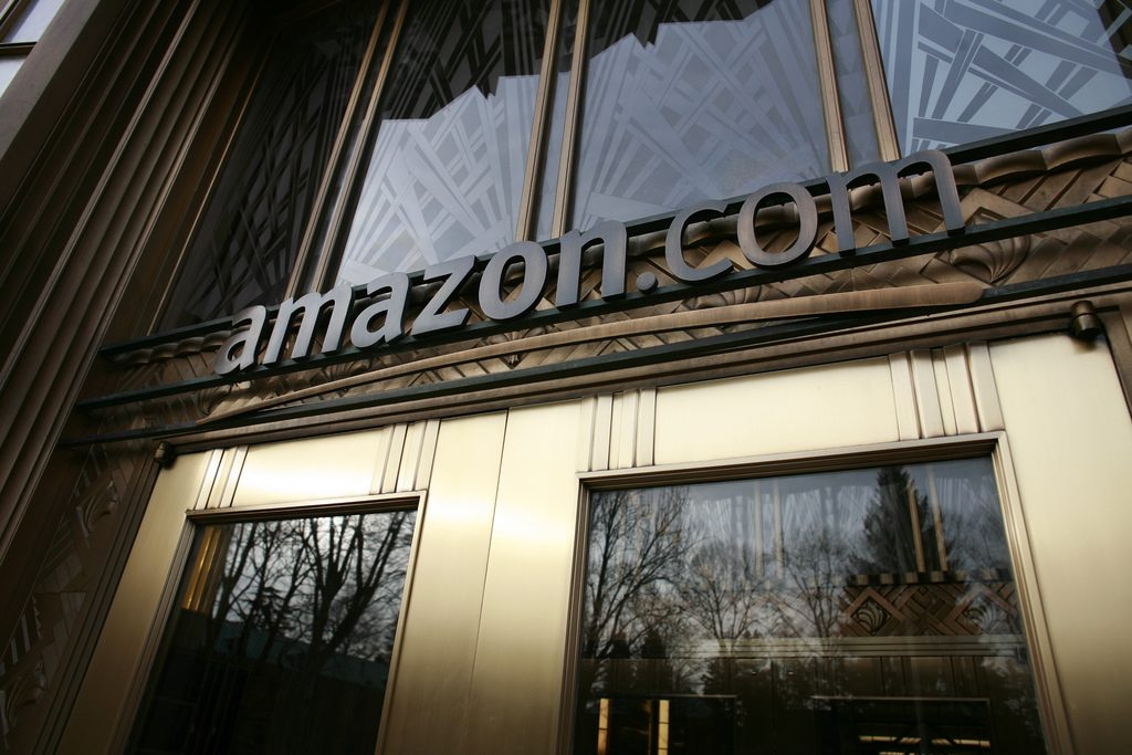 Amazon Working On A New Smartphone?