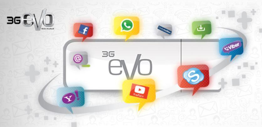 PTCL 3G EVO