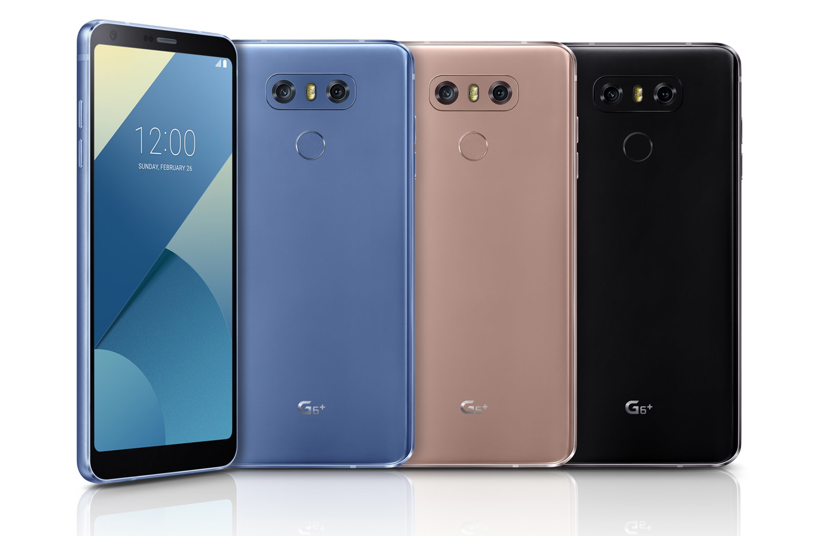 lg launches g6 with wireless charging. Black Bedroom Furniture Sets. Home Design Ideas