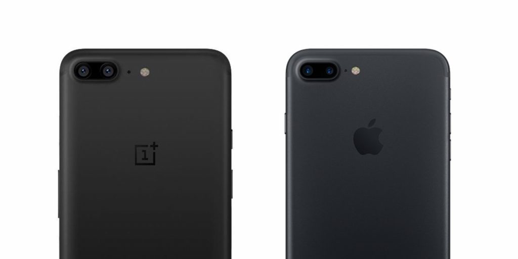 OnePlus 5: Official image confirms dual cameras, iPhone-esque design