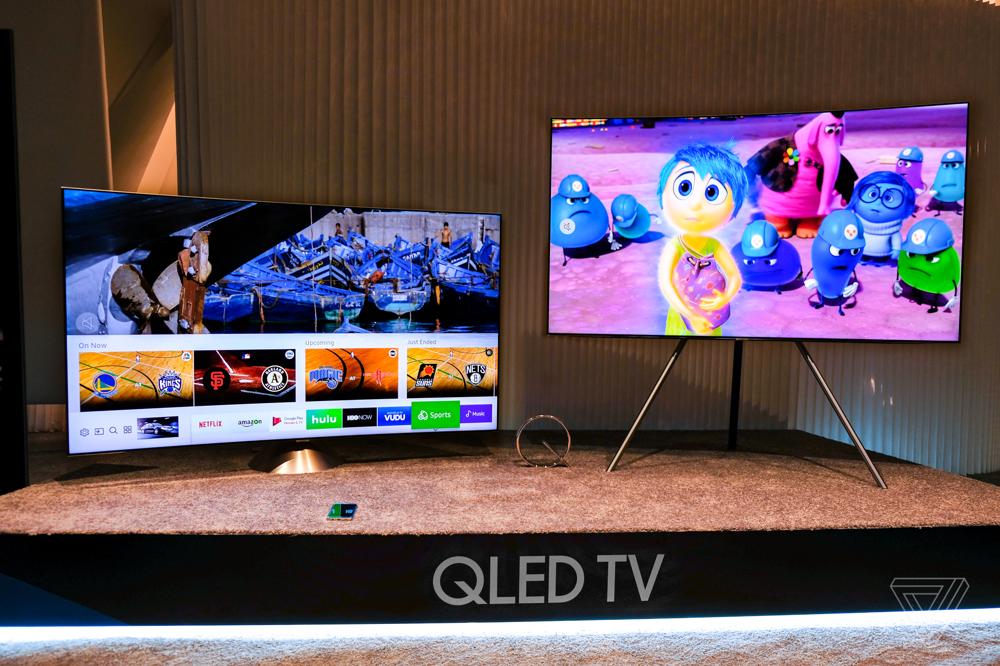 samsung s 2017 qled tv line up launched in pakistan. Black Bedroom Furniture Sets. Home Design Ideas