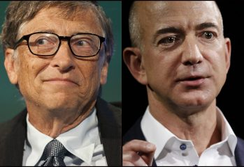 Gates-Bezos