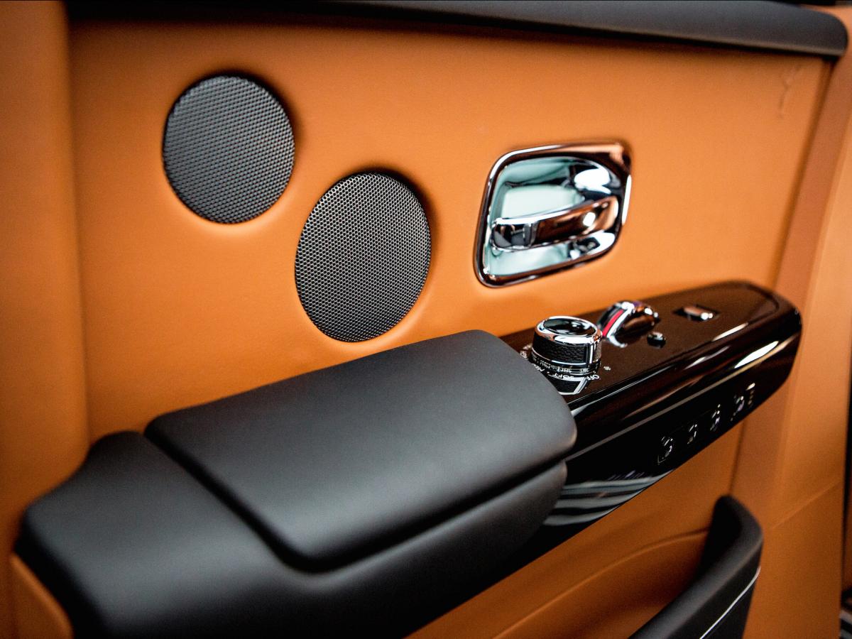 Rolls-Royce Phantom the Door