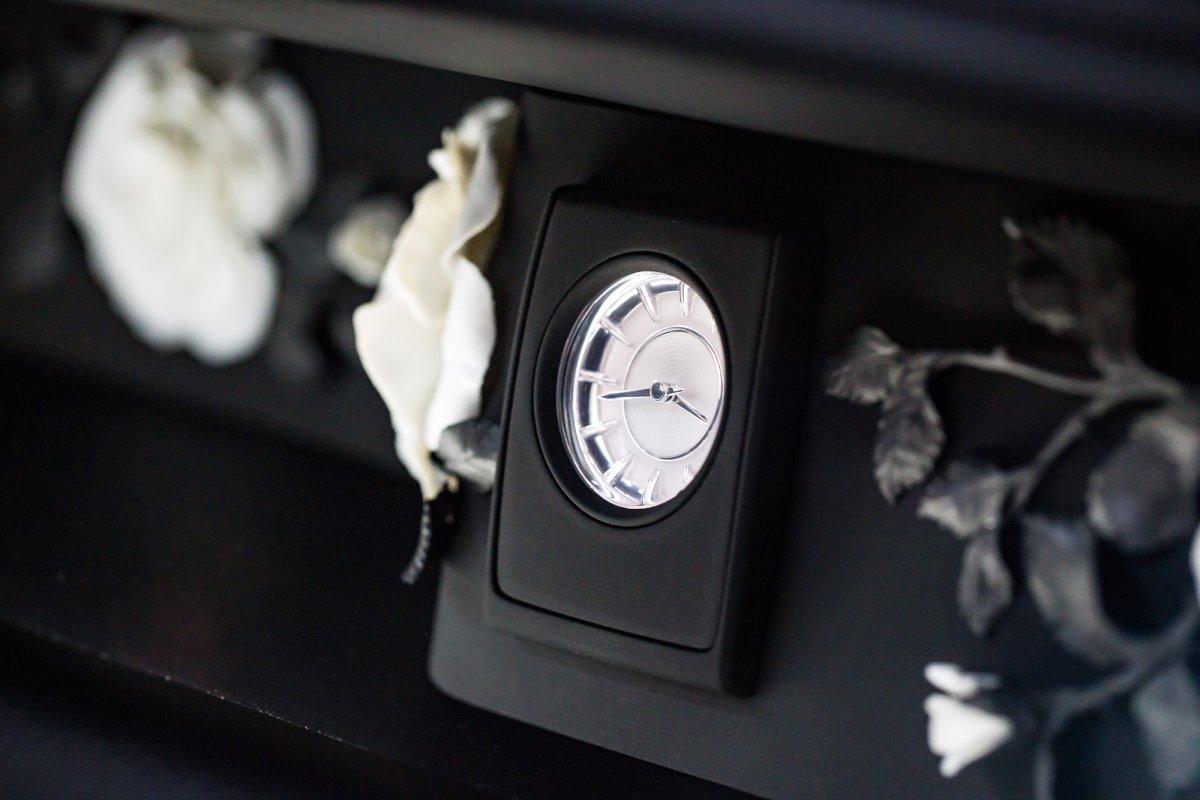 Rolls-Royce Phantom Signature Analogue Clock