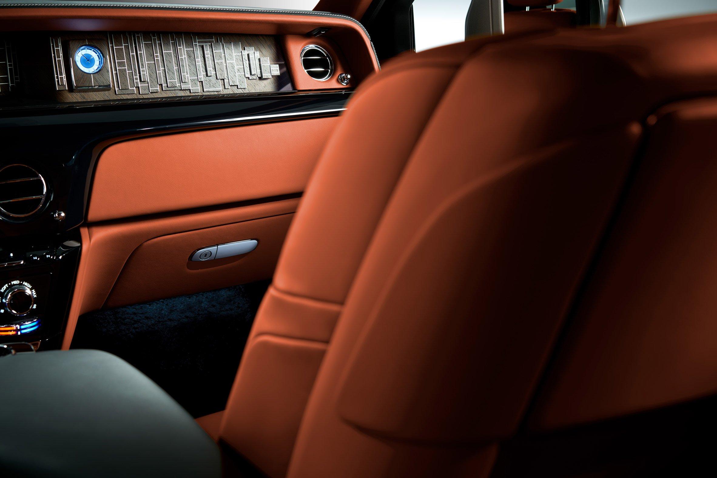 Rolls-Royce Phantom The Gallery