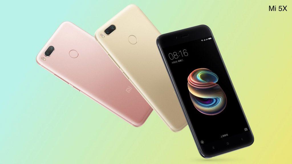 Xiaomi to launch all new Mi 5X smartphone