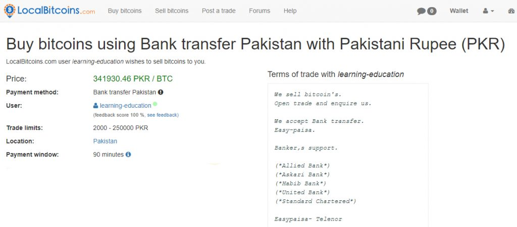 How to buy or sell bitcoin in pakistan 3 ccuart Images