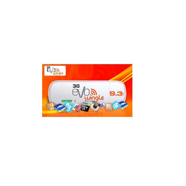 PTCL 3G EVO Wingle 9.3