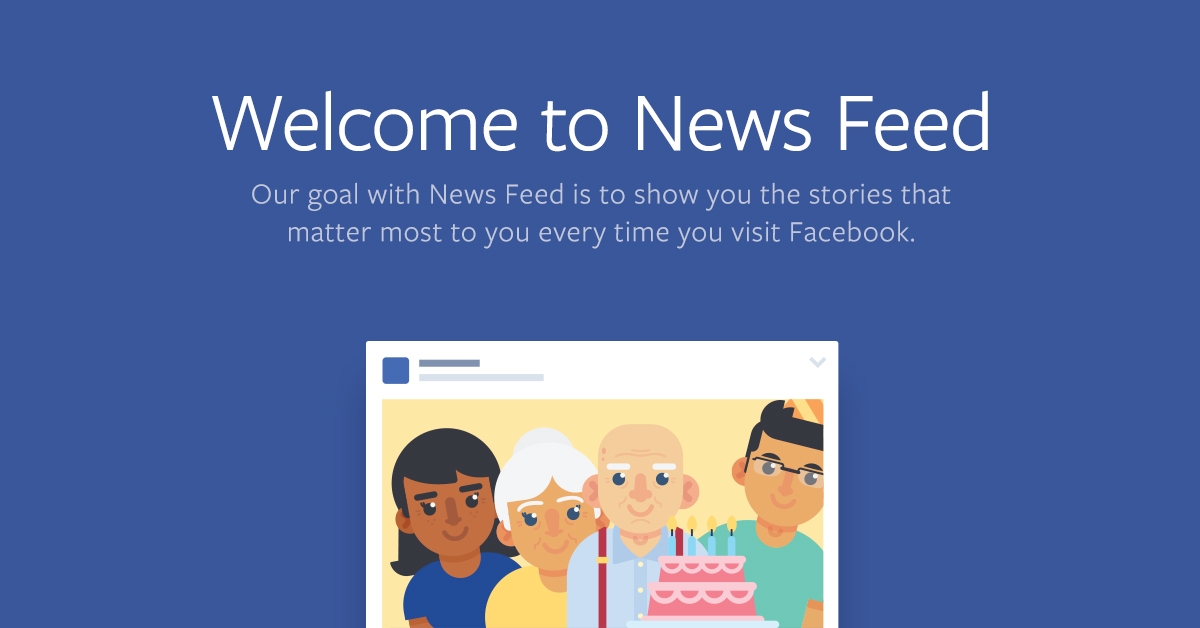 Facebooks News Feed Is About To Get Very Different