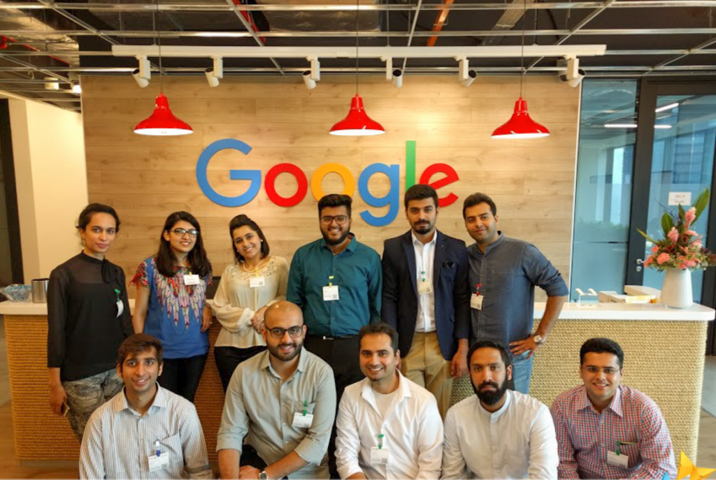 "Google ""Launchpad"" regional accelerators tailored specifically to local markets"