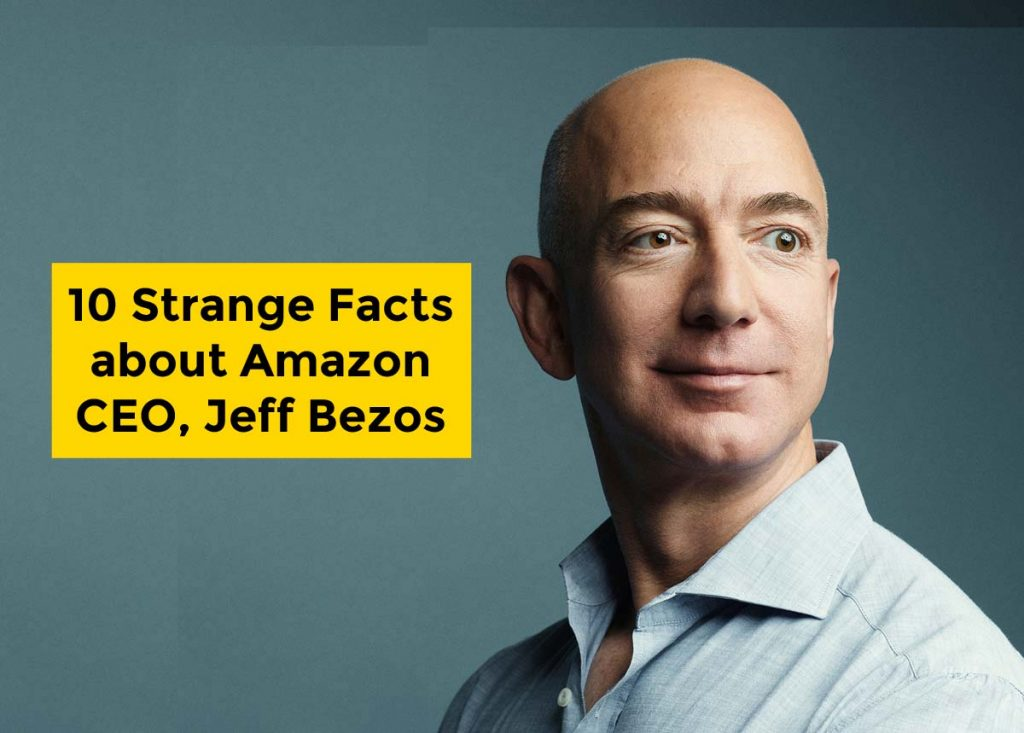 jezz bezos essay The 14 jeff bezos quotes that show why the amazon founder and ceo is a total genius.