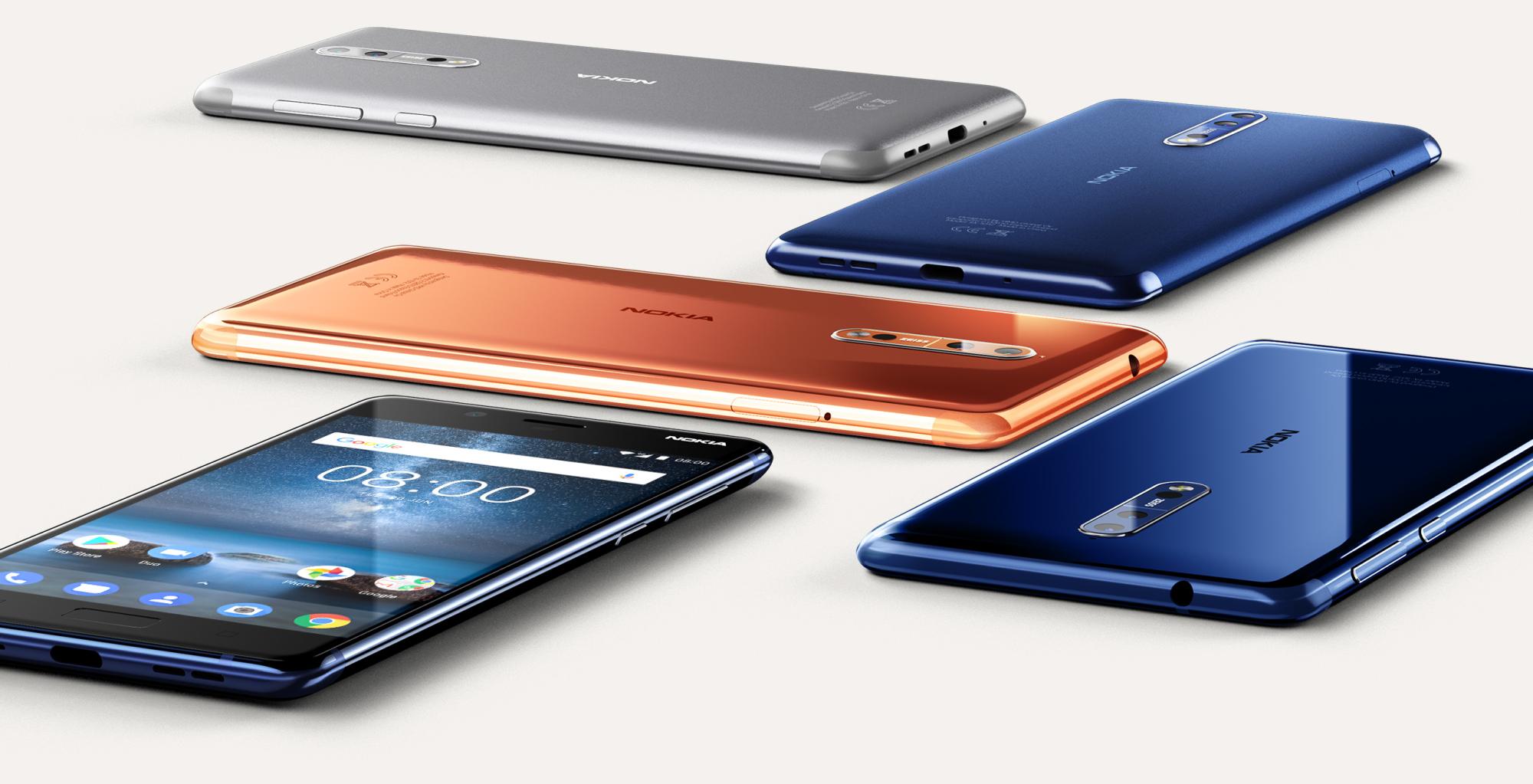 Nokia 8-1