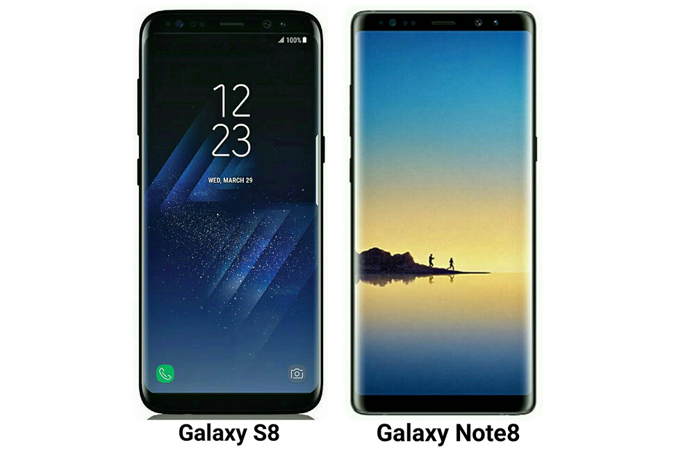 Image Note 8's Leaked Galaxy Most Samsung Revealing