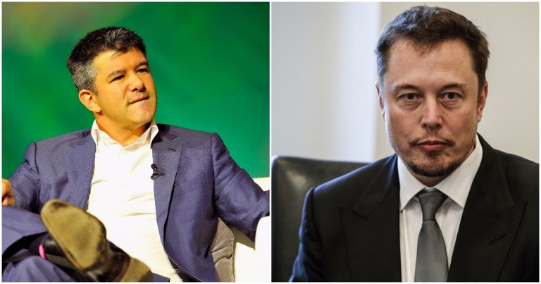 An Uber mess: Travis Kalanick vs Benchmark Capital tussle turning increasingly ugly