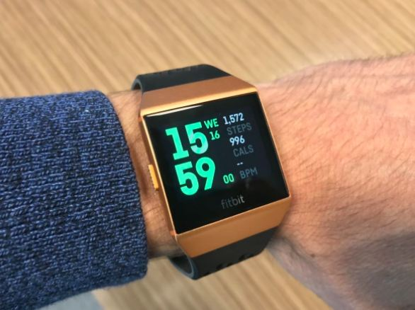 Why Wall Street Is Excited About Fitbit's Ionic Smartwatch