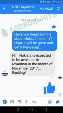 Nokia Mianmar